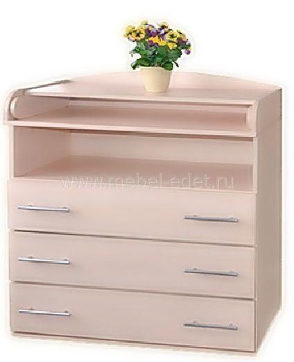 Пеленальный комод  екатеринбург